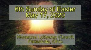 Easter 6 Title Slide